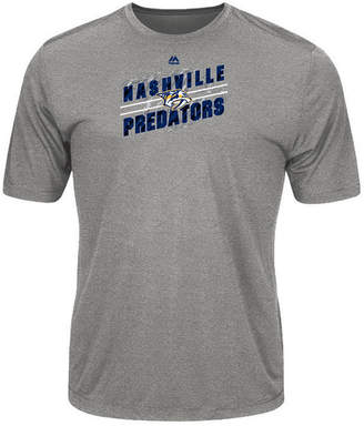 Majestic Men Nashville Predators Drop Pass T-Shirt
