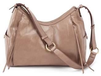 Hobo Horizon Leather Shoulder Bag