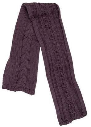 Lili Gaufrette Girls' Cable Knit Scarf