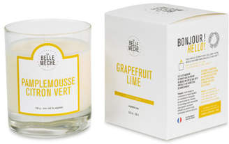 LaBelle Meche Grapefruit and Lime Scented Candle, 190 g