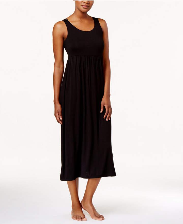 AlfaniAlfani Crochet-Back Knit Nightgown, Only at Macy's