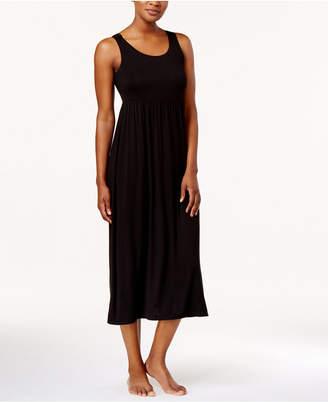 Alfani Crochet-Back Knit Nightgown