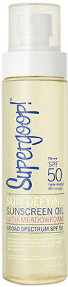 Supergoop! Sun-Defying Sunscreen Oil SPF 50