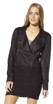 Xhilaration Juniors Blazer - Black