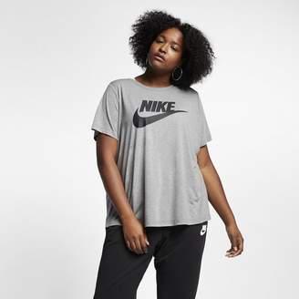 Nike Essential T-Shirt Plus Size - Women's