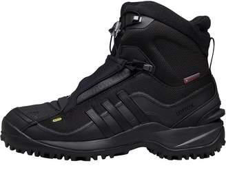 eb8899fcdbd61f adidas Mens Terrex Conrax Climaheat CP Hiking Boots Core Black Core Black Night  Metallic