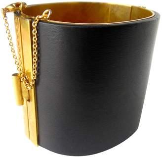 Celine Minimal leather bracelet
