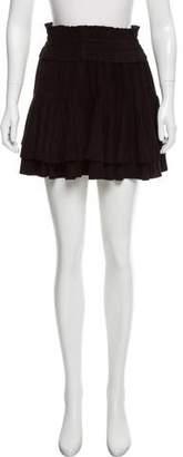 Designers Remix Charlotte Eskildsen Tiered Mini Skirt w/ Tags