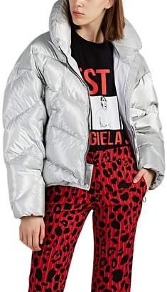 IENKI IENKI Women's Down Crop Oversized Puffer Jacket
