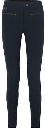 Erin Snow - Jes Paneled Stretch-cady Skinny Ski Pants - Navy