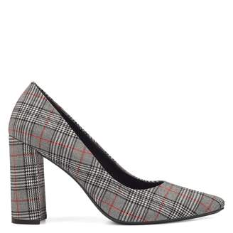 Astoria Block Heeled Pumps