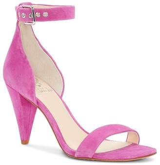 Vince Camuto Women's Cashane Suede Ankle Strap Sandals