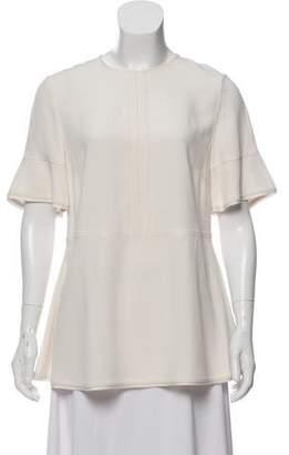 Proenza Schouler Short Sleeve Blouse w/ Tags