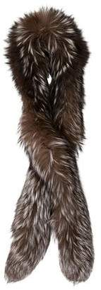 J. Mendel Fox Fur Scarf