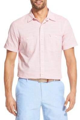 Izod Big Tall Button-Down Shirt