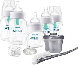 Philips Twelve-Piece Air Free Vent Bottle Infant Starter Set