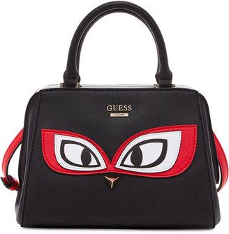 GUESS Clare Petite Satchel $68 thestylecure.com