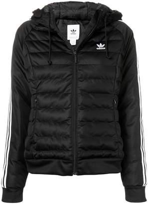 adidas padded slim jacket