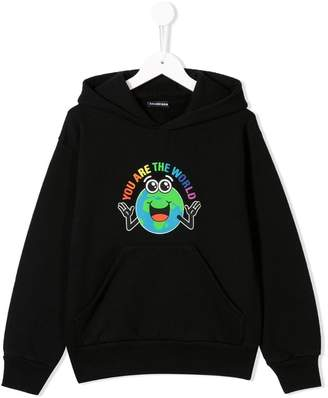 Balenciaga Kids You Are The World hoodie