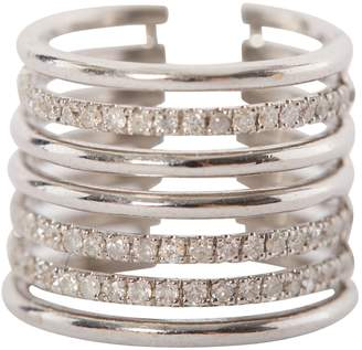 Elise Dray White gold ring
