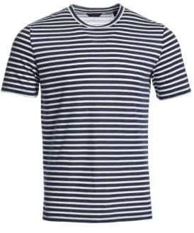 Saks Fifth Avenue COLLECTION Stripe Tee