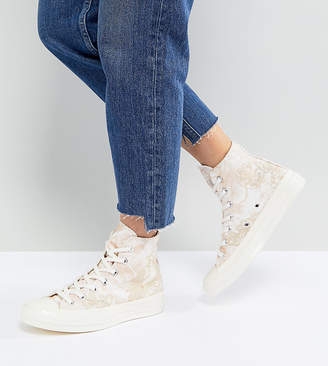 Converse Chuck '70 High Top Jacquard Trainers