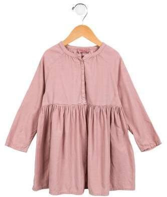 Maan Girls' Corduroy Dress