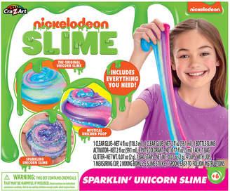 Nickelodeon Cra Z Art Sparklin' Unicorn Slime Kit