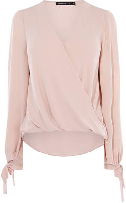 Karen Millen Draped Blouse