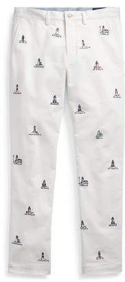 Ralph Lauren Stretch Straight Fit Pant