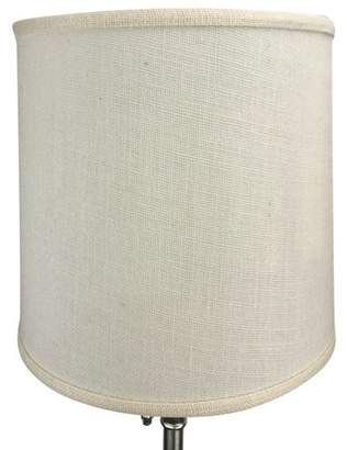 "Fenchel Shades 14"" Linen Drum Lamp Shade"