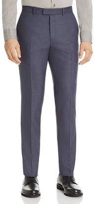 Theory Mayer Sharkskin Slim Fit Suit Pants