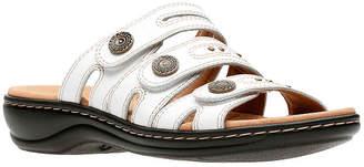 Clarks Womens Leisa Lakia Slide Sandals