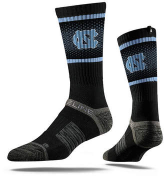 Strideline North Carolina Tar Heels Crew Socks Ii