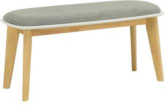 Arthur Bench Finish: Natural,