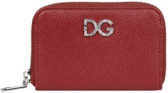 Dolce & Gabbana Leather Coin Purse