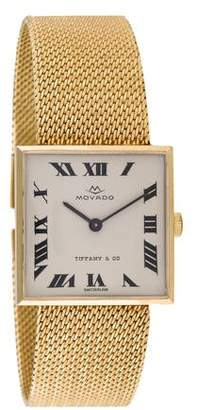Tiffany & Co. x Movado Classique Watch