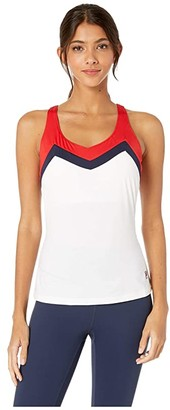 Fila Heritage T-Back Tank Top