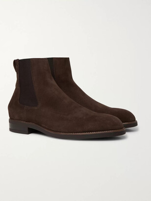 Paul Smith Canon Leather Chelsea Boots - Men - Brown