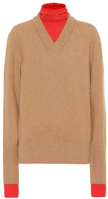 Joseph Wool-blend turtleneck sweater