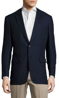 BrioniClassic-Fit Solid Cashmere Jacket