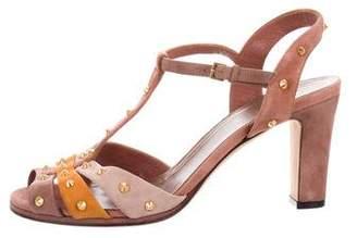 Gucci Jacquelyne T-Strap Sandals