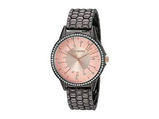 Steve Madden Ladies Textured Mesh Alloy Band Watch SMW171 Watches