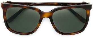 Cartier C Décor square sunglasses