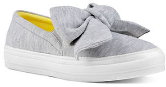 Nine West Onosha Jersey Knit Sneakers $79 thestylecure.com