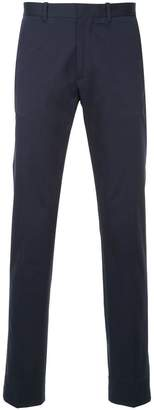Kent & Curwen tailored fitted trousers