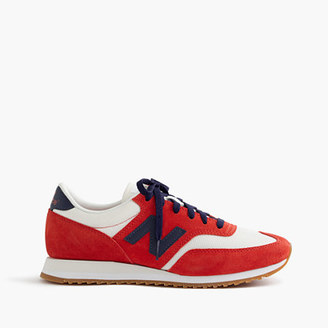 New Balance® for J.Crew 620 sneakers $80 thestylecure.com