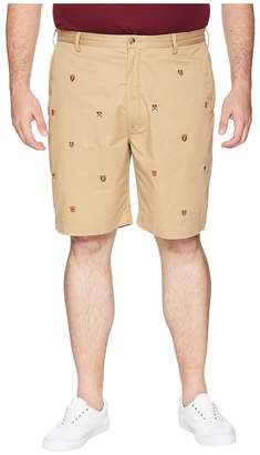Polo Ralph Lauren Big Tall Cotton Stretch Twill Embroidered Bedford Shorts Men's Shorts
