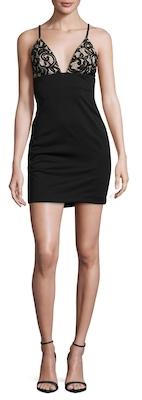 Hype Mini Dress $120 thestylecure.com