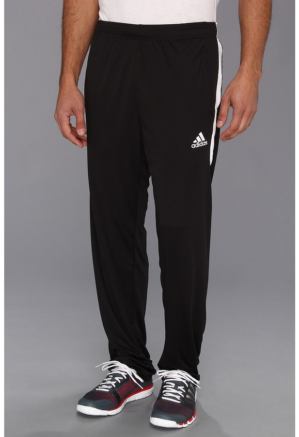 adidas Ultimate Swat Pant (Black/White) - Apparel